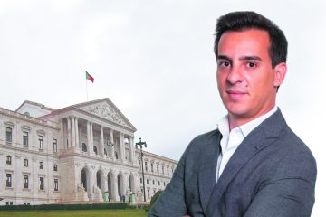 Aluno de Comunicação eleito deputado à Assembleia da República