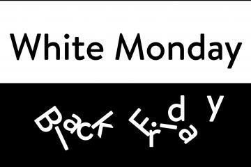 Palanfrório Eficaz: White Monday
