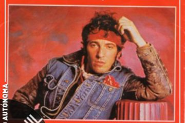 Vinil: Bruce Springsteen – Santa Claus is comin to town