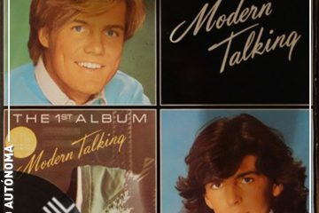 Vinil: Modern Talking – Youre My Heart, Youre My Soul