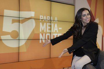 """Raquel Mourão: """"A ter de distinguir um projeto, escolho o '5 para a Meia-Noite'"""""""