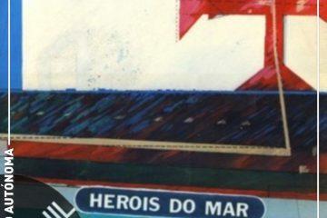 Vinil: Heróis do mar – Saudade