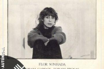 Vinil: Manuela Moura Guedes – Flor sonhada