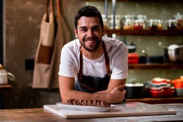 """Francisco Moreira: """"O meu trabalho com chocolate é muito mais de pesquisa, de desenvolvimento"""""""