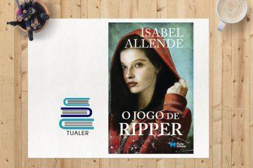 """TUaLER: """"O Jogo de Ripper"""", um mistério de personagens"""