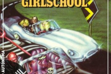 Vinil: Girlschool – Race with the devil
