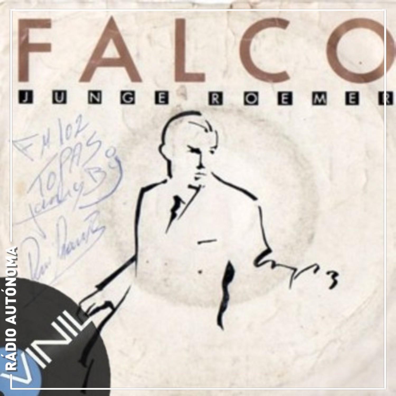 Vinil: Falco – Junge Röemer