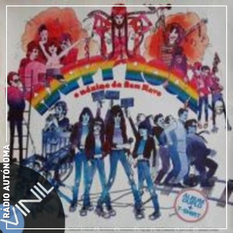 Vinil: Ramones – Rock´n´roll radio