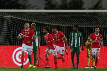 Raio-X ao Futebol: Encarnados vencem em Vila do Conde e juntam-se ao Porto na liderança