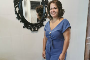"Susana Claudino: ""Só tínhamos uma máscara para um turno inteiro"""