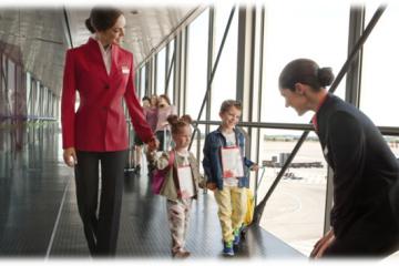 Hospedeiras de bordo: a profissão ou a natalidade?