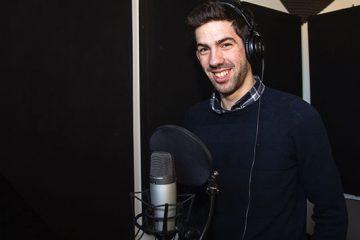 """Ruben Martins: """"Já não sei viver sem o jornalismo, porque é a grande paixão da minha vida"""""""