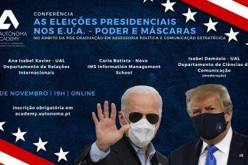 Presidenciais americanas em debate na Autónoma