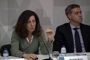 """Brígida Rocha Brito: """"O turismo é uma área de trabalho científico muito positiva e era também uma boa oportunidade para a UAL"""""""