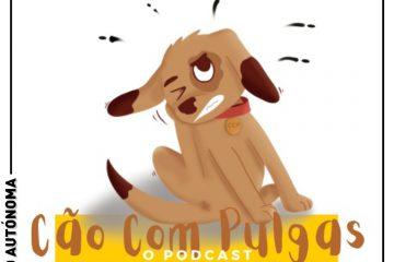 Cão Com Pulgas #10