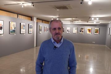 Reportagem: Exposição de arte Amnistato