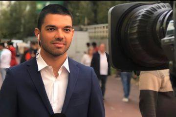 """Nuno Chaves: """"Sempre quis jornalismo, era essa a minha paixão"""""""