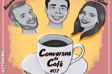 Conversas de Café #07: Eurovisão, autores portugueses e 12º ano
