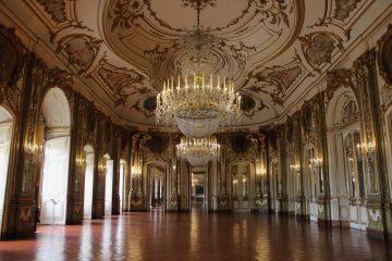 O charme do Palácio e Jardins de Queluz
