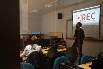 Alunos da Autónoma participam no REC – Repórteres em Construção