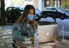 Campanha de sensibilização para uso de máscara