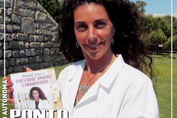 """Noélia Arruda: """"Uma mulher que pegue neste livro estrutura melhor a sua gravidez"""""""